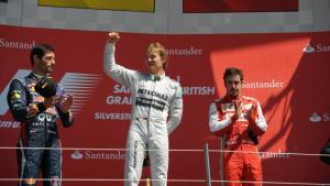 Alonso consigue la remontada en Silverstone