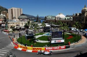 Monaco, bandiera rossa al 29° giro