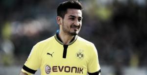 Gündogan fidèle à Dortmund