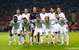 Galatasaray - Real Madrid: puntuaciones Real Madrid, vuelta cuartos de Champions