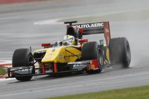 GP2 : Ericsson décroche la pole à Silverstone