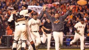 Gigantes coronados en la Nacional, reinan en San Francisco