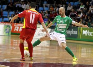 Triman Navarra gana al Puertollano y certifica los Playoff