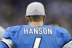 Tras 21 temporadas y 327 partidos, Jason Hanson dice adiós