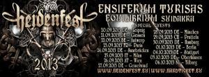 Heidenfest 2013, un año más de tradición vikinga