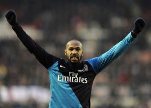 Premier League : Henry fait gagner Arsenal, Chelsea et Stoke City coulent
