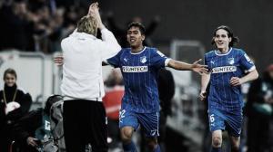 Hoffenheim prend une option sur le maintien
