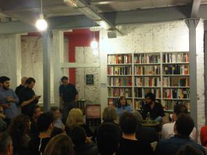 Manuel Jabois presenta su nuevo libro, 'Manu'
