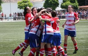 El Granada CF Femenino ya es de Primera (1-0)