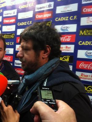 """Alessandro Gaucci: """"En la vida cuentan los hechos, no las palabras"""""""