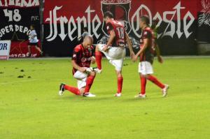 Club Deportivo Lara superó por la mínima al Zulia FC
