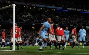 Kompany paints the city blue