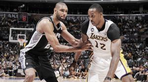 San Antonio Spurs - Los Angeles Lakers, así lo vivimos