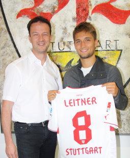 Leitner prêté deux saisons à Stuttgart