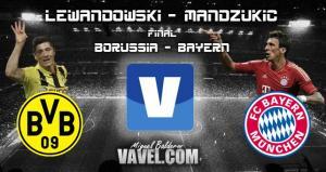 Lewandowski - Mandzukic: el gol como forma de vida
