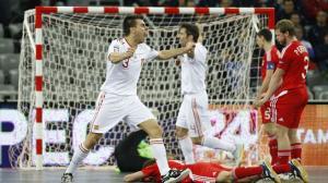 España logra ante Rusia su sexto entorchado europeo