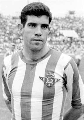 Yo jugué en el Real Betis: Luis Aragonés