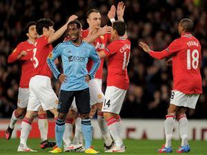 El Manchester United sufre para llegar a San Mamés