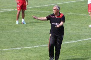 """Manzano: """"La temporada nos va a dar una nueva oportunidad en Bilbao y hay que agarrarse a ella"""""""