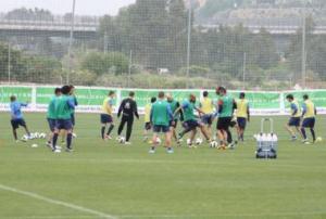 El Granada CF volverá a concentrarse en Marbella
