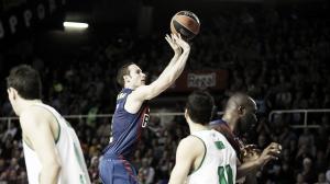 La magia del Palau lleva al Barcelona a la 'Final Four'