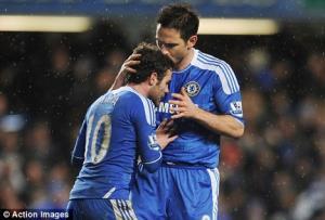 """Mata: """"Me sorprendió la cercanía de Terry o Lampard"""""""