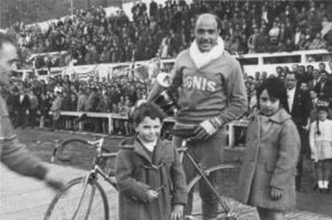 Miguel Poblet, el español pionero
