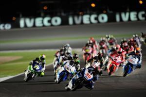 Clasificación del Mundial de Moto2 2013