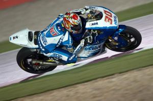 Nakagami lidera los entrenamientos de Moto2
