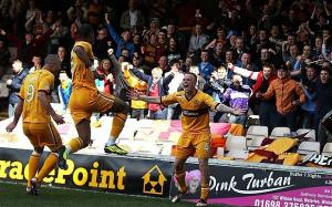 Motherwell qualify for the Champions League for the first time