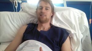 Norel, operado con éxito de su lesión en la rodilla