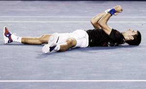 Novak Djokovic won his third Australian Open after an epic match