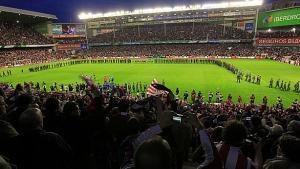 El Athletic despedirá San Mamés con la nueva indumentaria Nike