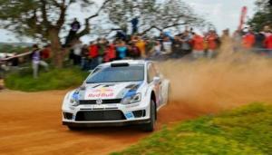 Ogier y Latvala dominan el Rally de Portugal