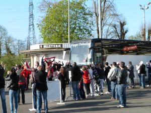 A Rennes, la tension monte avant la finale