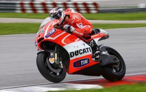 Una Ducati GP13 Evo per Dovizioso al Sachsenring