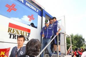 Lorenzo torna a Barcellona, per lui niente Sachsenring