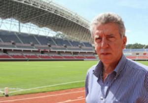 Osvaldo Pandolfo es el nuevo Presidente de Unafut