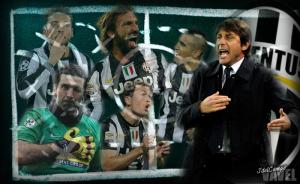 Conte and Juventus: Part 5