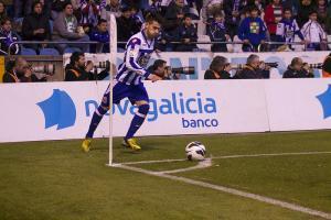 Deportivo - Zaragoza: puntuaciones del Deportivo, jornada 30