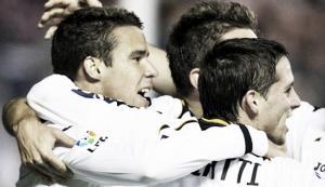 Las bandas del Valencia se regeneran