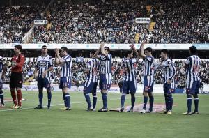 Puntuaciones Deportivo de la Coruña temporada 2012/2013