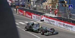 Monaco, Rosberg domina davanti a Vettel e Webber