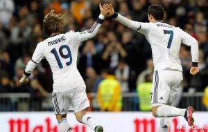 El Real Madrid se deja empatar a balón parado