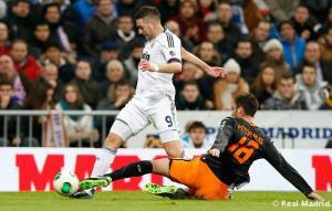 El Real Madrid golpea dos veces
