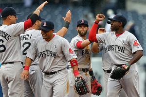 Los Red Sox inician por todo lo alto ante Yankees