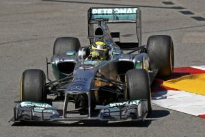 Gp Monaco, Prove Libere - Mercedes da prima fila, Ferrari 3° e 4°