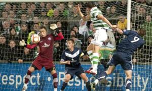 Commons saves Celtic a point after a disappointing match at Dingwall. How we lived it