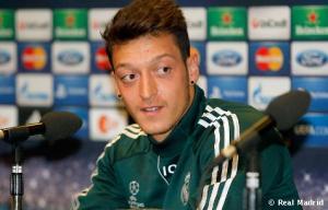 """Özil: """"Lo más importante es dar lo mejor de nosotros para intentar llegar a la final"""""""