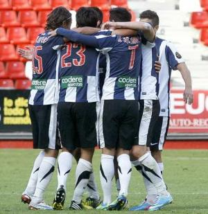 Hércules - Huesca: en marcha hacia la salvación